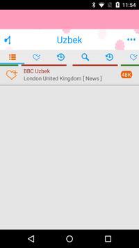 Uzbek Radio apk screenshot