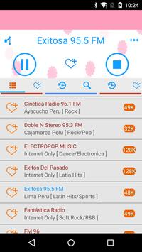 Radios de Peru apk screenshot