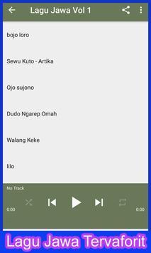 Kumpulan Lagu Jawa apk screenshot