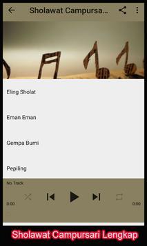Sholawat Campursari Lengkap apk screenshot