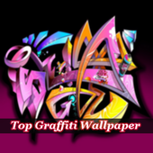 Top Graffiti Wallpaper icon
