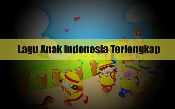 Lagu Anak Indonesia Terlengkap screenshot 5