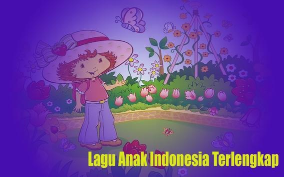 Lagu Anak Indonesia Terlengkap screenshot 7