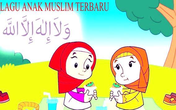 Lagu Anak Muslim Terbaru poster