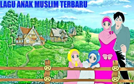 Lagu Anak Muslim Terbaru apk screenshot