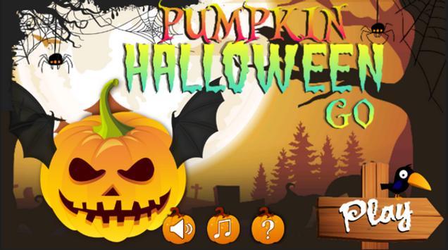 Pumpkin Halloween GO poster