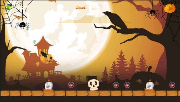 Pumpkin Halloween GO apk screenshot