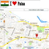 Patna map icon