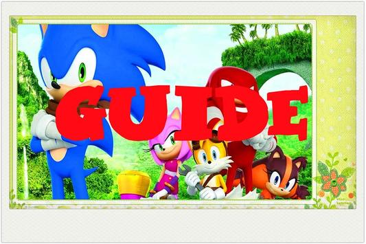 Hack for Guide Sonic Dash screenshot 1