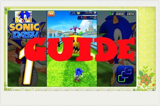 Hack for Guide Sonic Dash screenshot 4