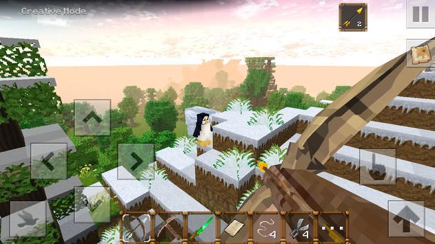 Exploration Craft Free apk screenshot