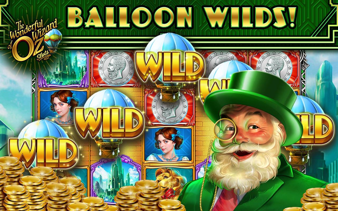Play Wizard Of Oz Slots Online Free