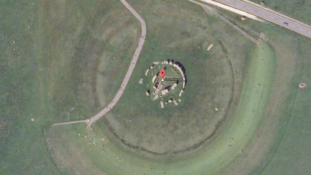 Stonehenge Map apk screenshot