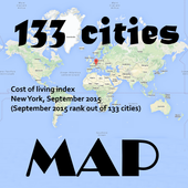 Sydney Map icon