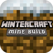 Winter Craft 3: Mine Build أيقونة
