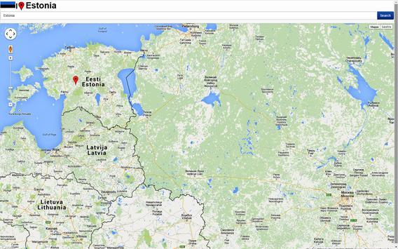 Tallinn map screenshot 1