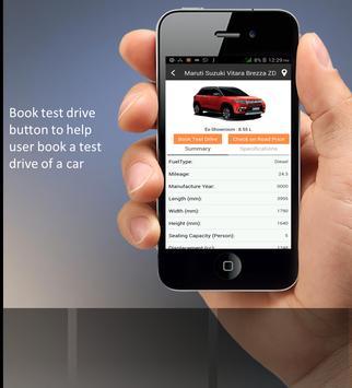 TestnDrive - New cars apk screenshot