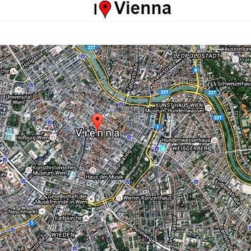 Vienna Map screenshot 1