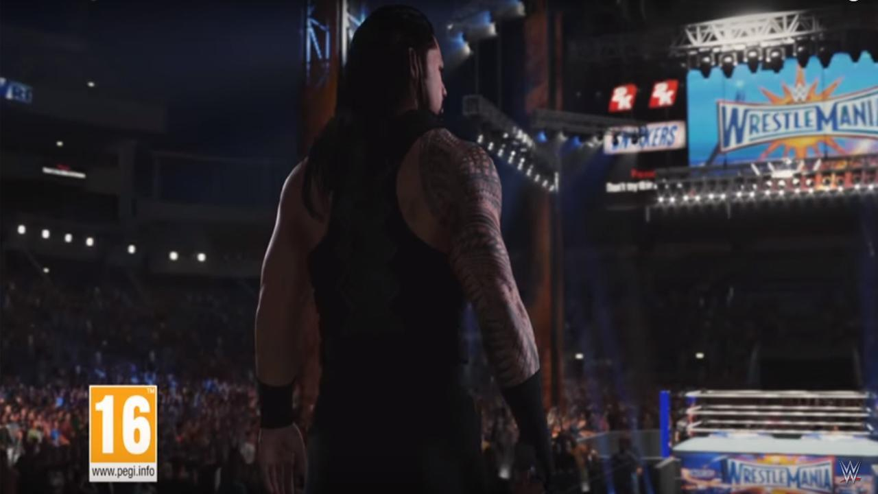 Wwe 2k18 Wrestlemania Tips For Android Apk Download