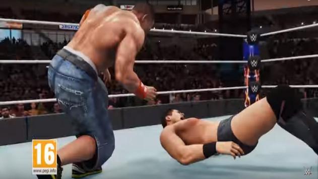 WWE 2K18 WrestleMania Tips apk screenshot