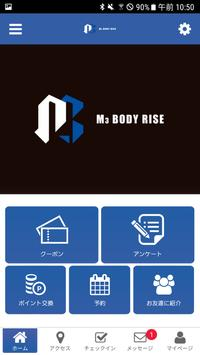 M3 BODY RISE apk screenshot