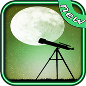 Telescope Pro zoom HD icon
