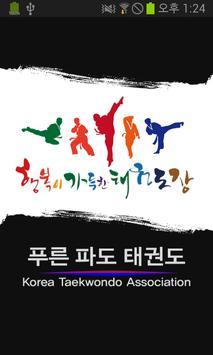 푸른파도태권도 poster