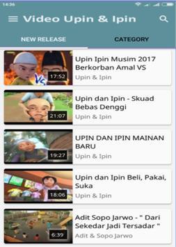 Film Upin+Ipin Terbaru 2018 poster