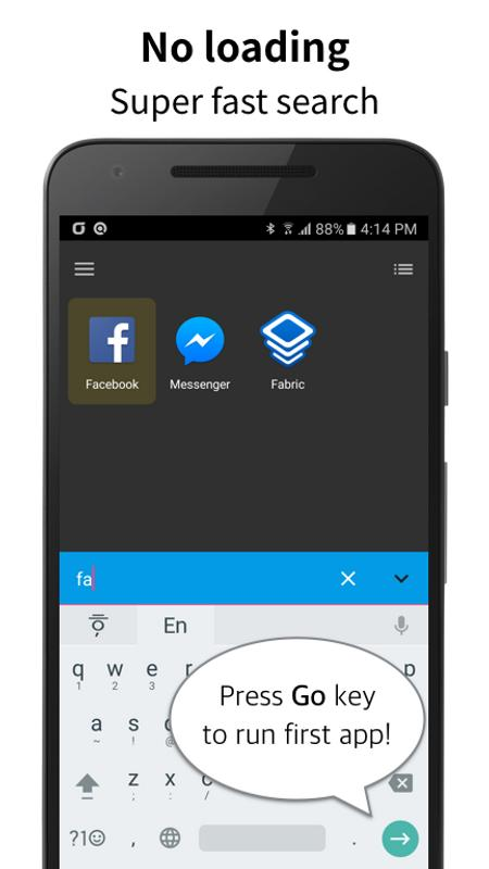Android Handy Finden App