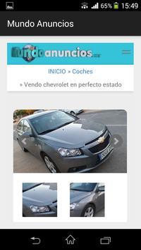 Mundo Anuncio Compra Venta screenshot 4