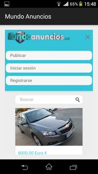Mundo Anuncio Compra Venta screenshot 2