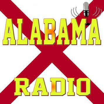 Alabama - Radio poster
