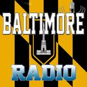 Baltimore - Radio icon