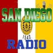 San Diego - Radio icon