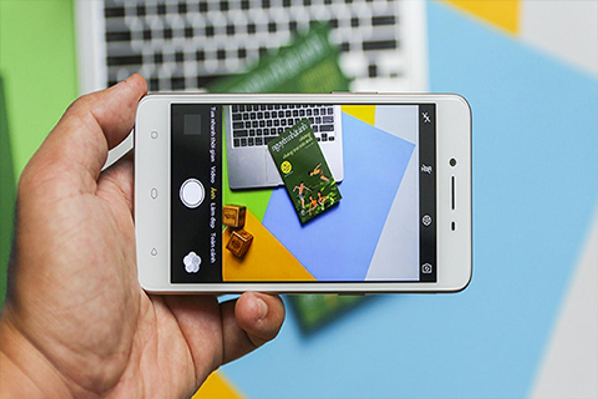 Camera For Oppo A71 Android Apk Download Blue Screenshot 3
