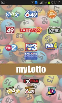 Canada Lottery apk screenshot