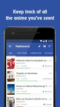 Myanimelist for android apk download myanimelist poster myanimelist stopboris Images