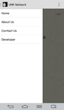 UMK Network apk screenshot