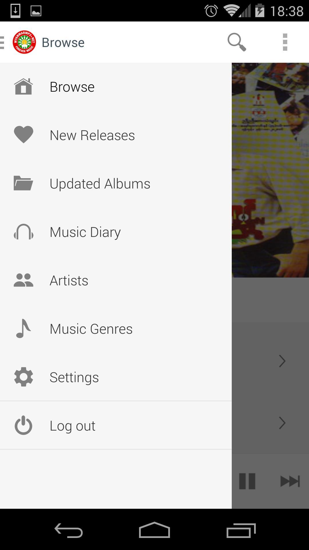 Madison : Myanmar mp3 free download album
