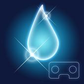 睡眠・休息VR 雨に打たれる icon