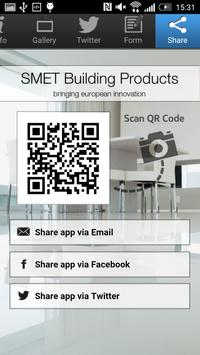 SMET Building Products screenshot 4