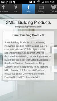 SMET Building Products screenshot 3