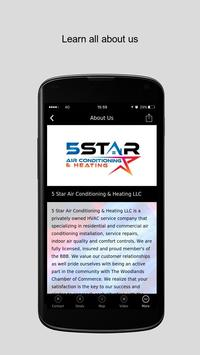 5 Star AC & Heating LLC apk screenshot
