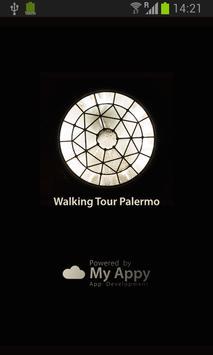 Walking Tour - Palermo poster