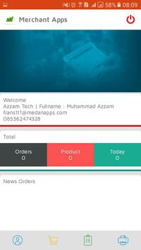 Merchant Myjasa screenshot 1