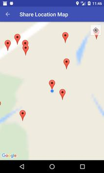 Send My GPS Location screenshot 5