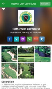Myrtle Beach Golf screenshot 2