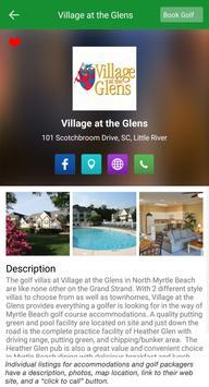 Myrtle Beach Golf screenshot 7