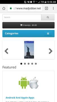 Madjobber Apps apk screenshot
