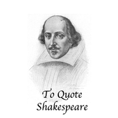 To Quote Shakespeare icon